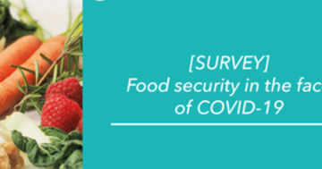 Abnnière actualités CCIFV Food security in the face of COVID-19